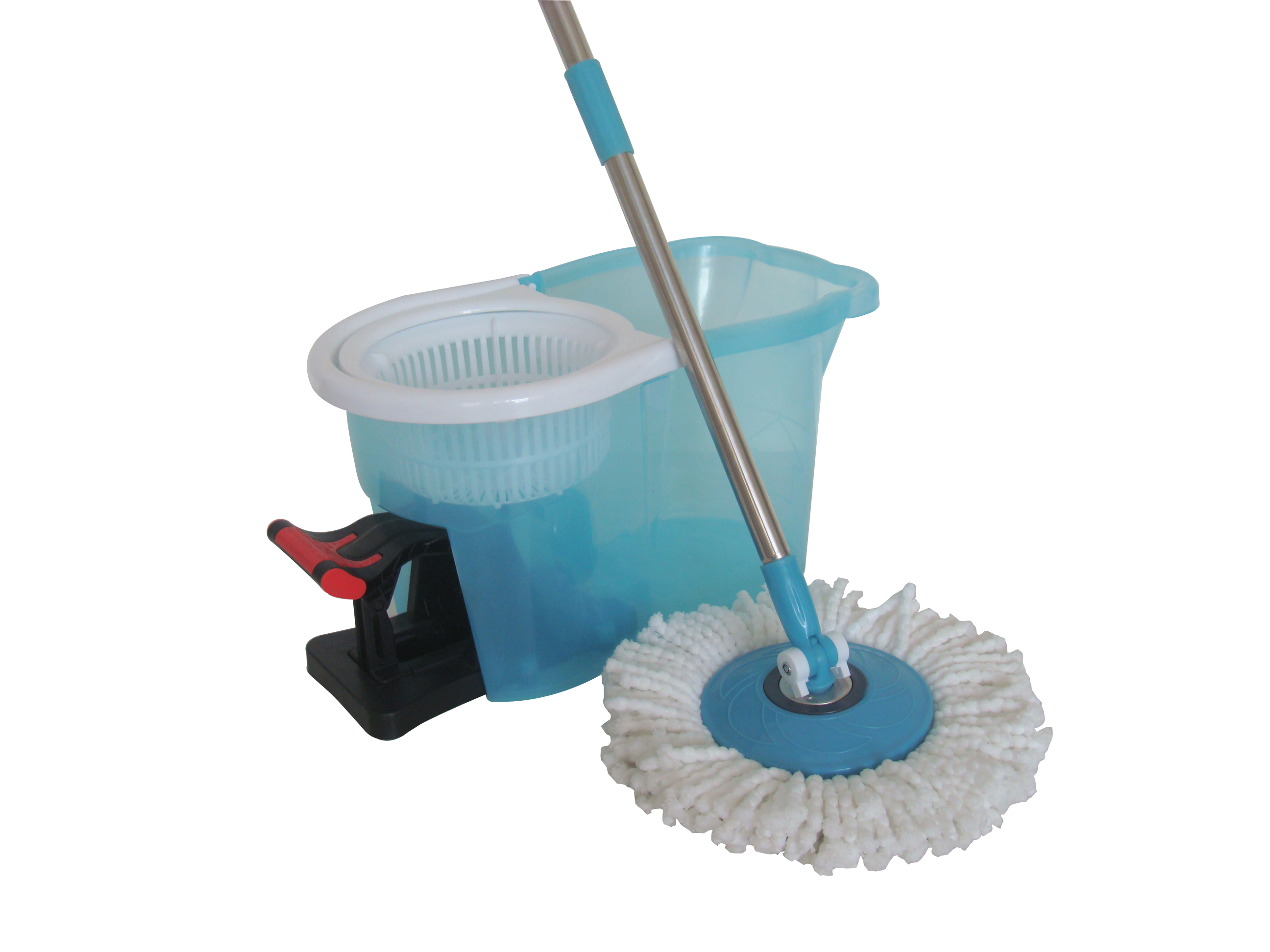 Easy Clean 360 Rotating Spin Magic Hurricane Mop Micro