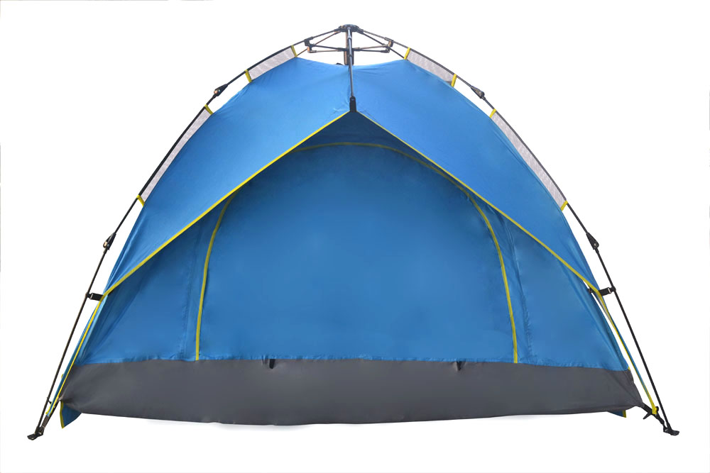 Waterproof Pop Up Shelter : Instant person tent spring automatic sunshade waterproof