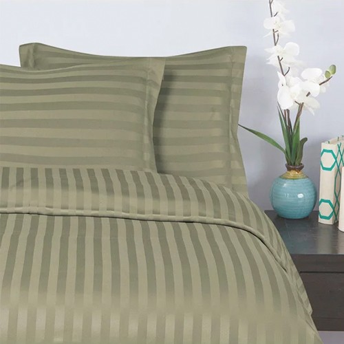 Hotel Quality 100 Cotton Duvet Comforter Cover Set By