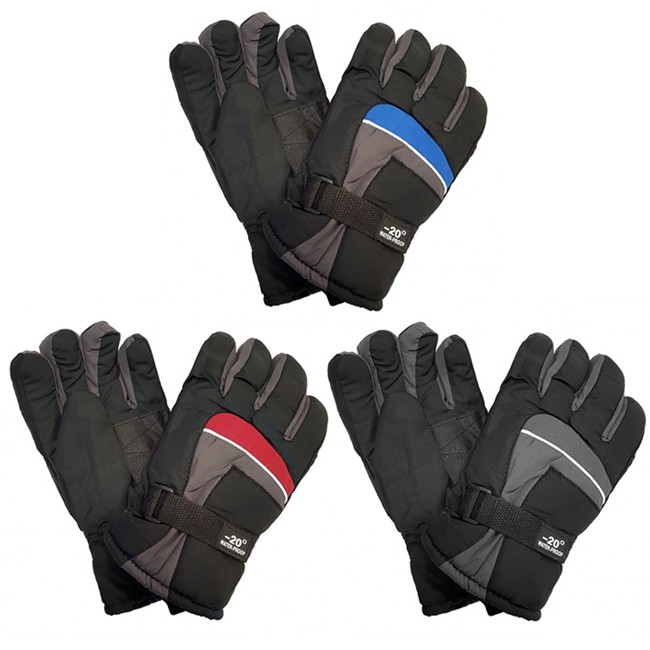 Men's Nochilla Ski Gloves (Three Colors)