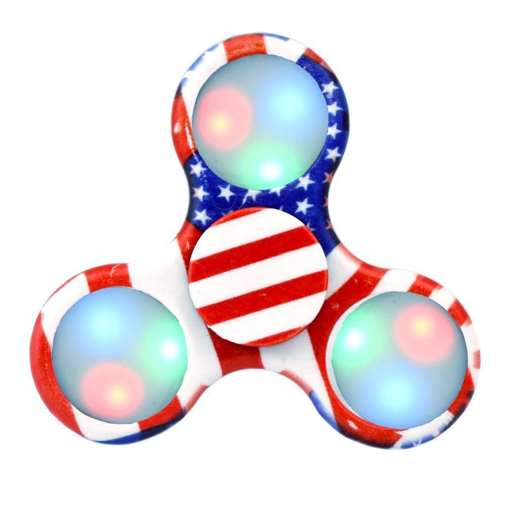 LED Spinners Anxiety & Stress Relief Toy