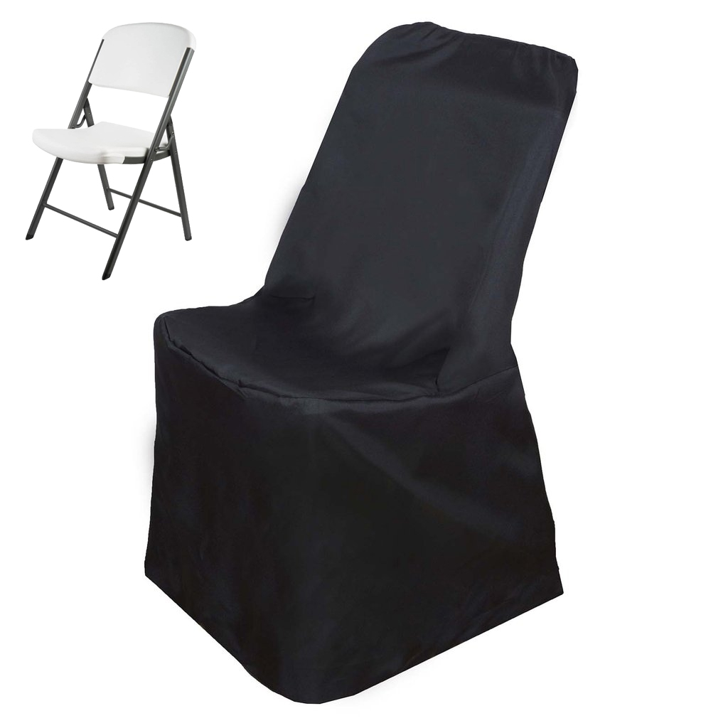 Pleasing Details About Lifetime Folding Chair Cover Dinning Chair Slipcover For Wedding Party Event Bralicious Painted Fabric Chair Ideas Braliciousco