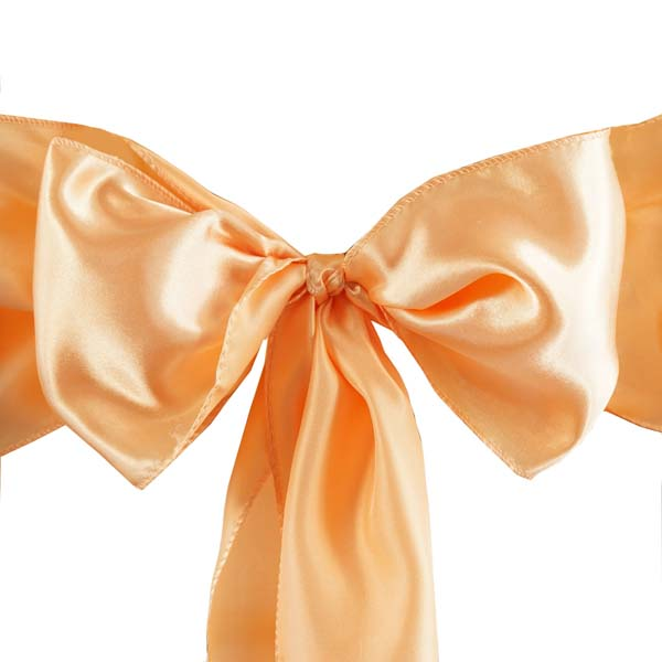 25pcs-SATIN-Chair-Sashes-Tie-Bows-Catering-Wedding-Party-Decorations-6-x106-034 thumbnail 37