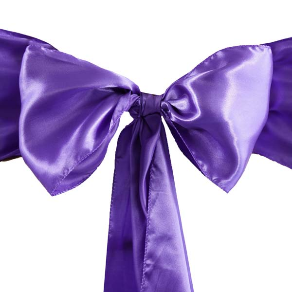 25pcs-SATIN-Chair-Sashes-Tie-Bows-Catering-Wedding-Party-Decorations-6-x106-034 thumbnail 41