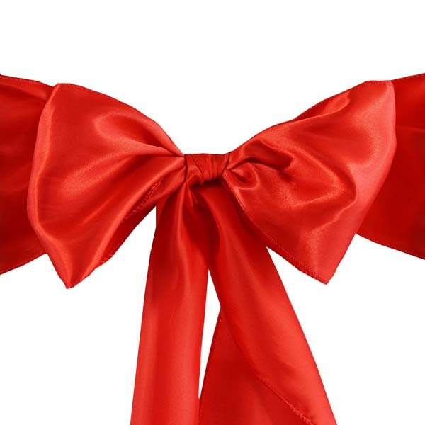 25pcs-SATIN-Chair-Sashes-Tie-Bows-Catering-Wedding-Party-Decorations-6-x106-034 thumbnail 43