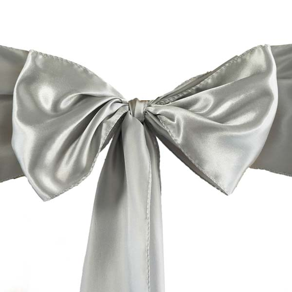 25pcs-SATIN-Chair-Sashes-Tie-Bows-Catering-Wedding-Party-Decorations-6-x106-034 thumbnail 51