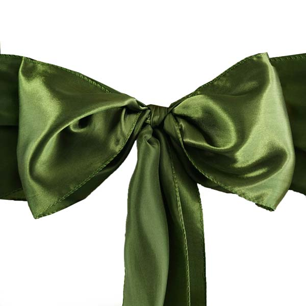 25pcs-SATIN-Chair-Sashes-Tie-Bows-Catering-Wedding-Party-Decorations-6-x106-034 thumbnail 57