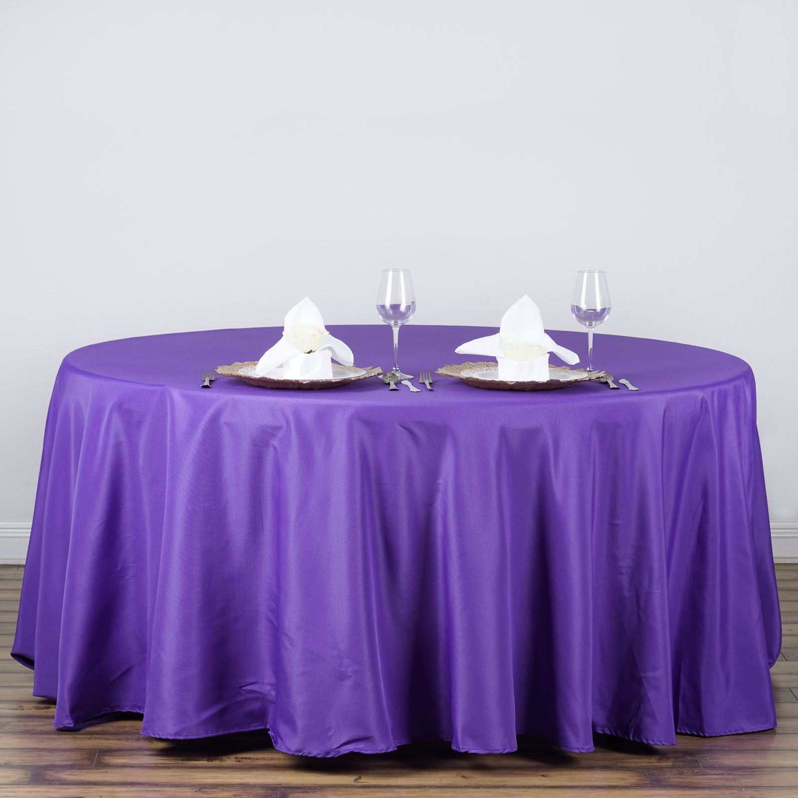 120 round polyester tablecloth ebay for 120 round table cloths