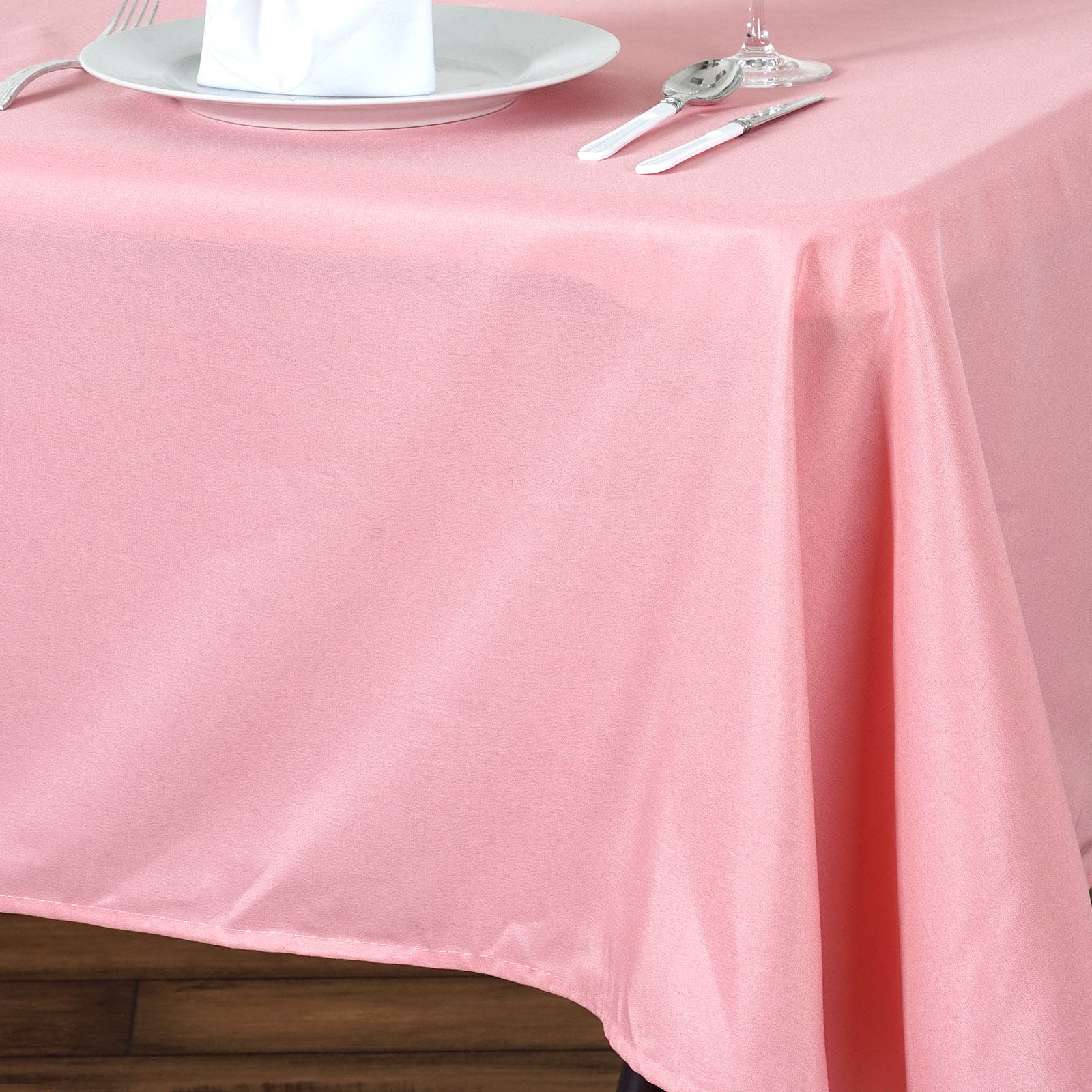 5pcs-60x102-034-Polyester-Rectangle-Tablecloths-For-Wedding-Party-Banquet-Events thumbnail 12