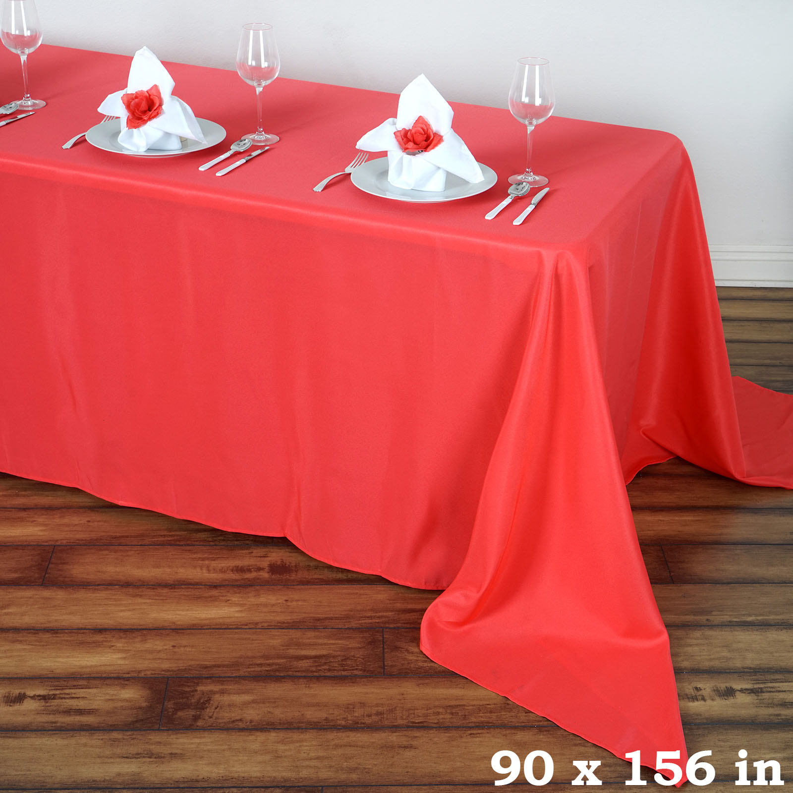 90x156-034-Polyester-Rectangle-Tablecloths-For-Wedding-Party-Banquet-Events thumbnail 15