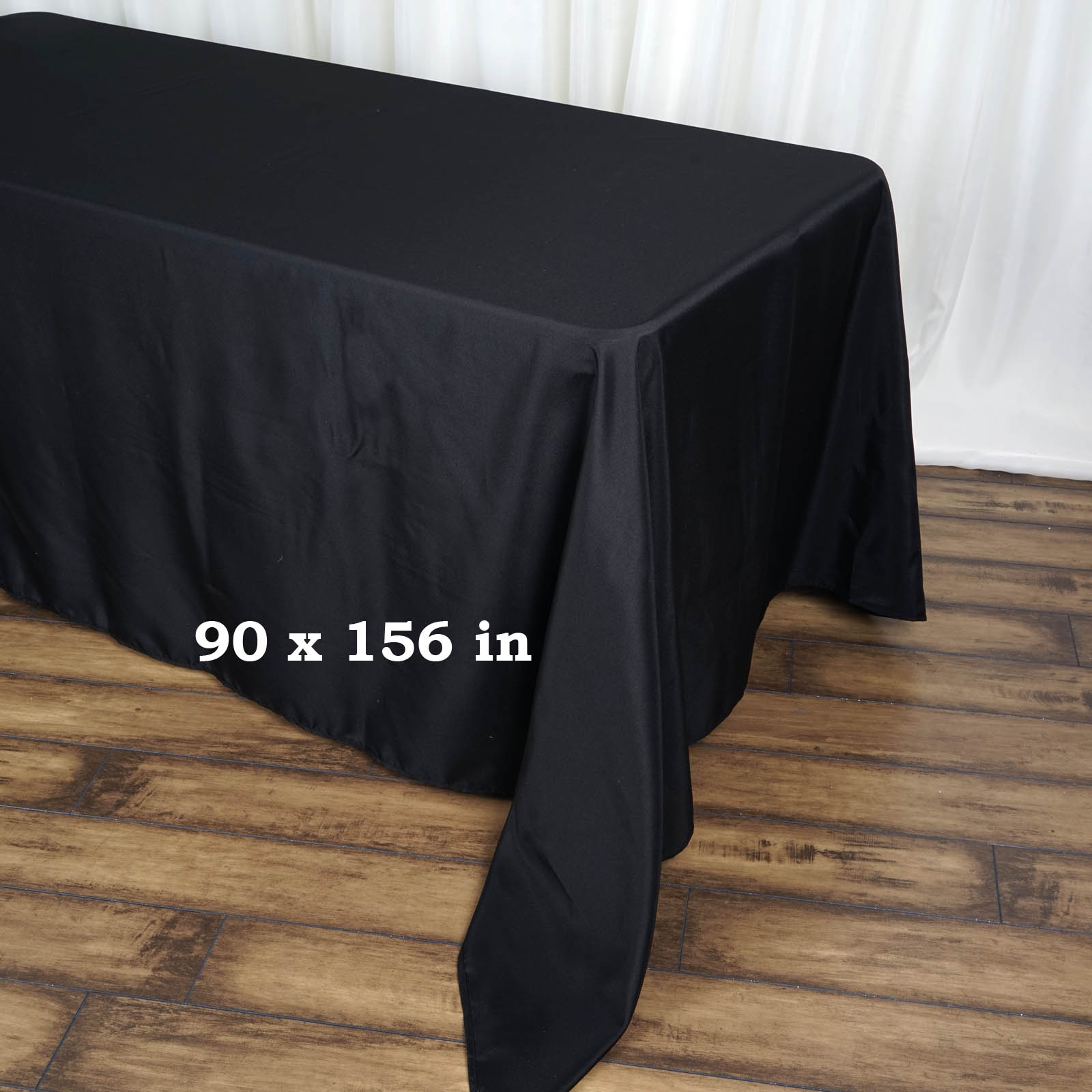 90x156-034-Polyester-Rectangle-Tablecloths-For-Wedding-Party-Banquet-Events thumbnail 3