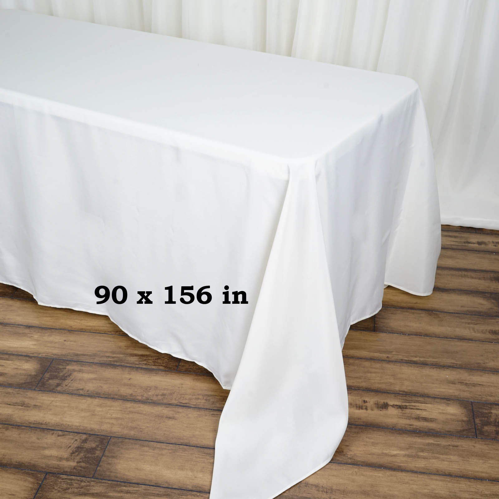 90x156-034-Polyester-Rectangle-Tablecloths-For-Wedding-Party-Banquet-Events thumbnail 27