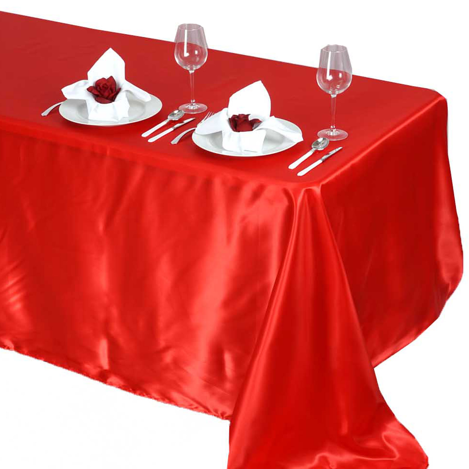 90x132-034-Rectangle-Satin-Tablecloth-For-Wedding-Party-Banquet-Events-Decoration thumbnail 64
