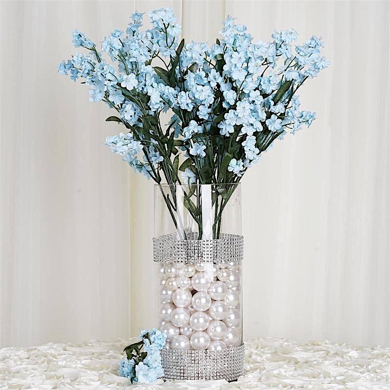 1152 Silk BABY BREATH FILLER FLOWERS Wedding Flowers Centerpieces ...