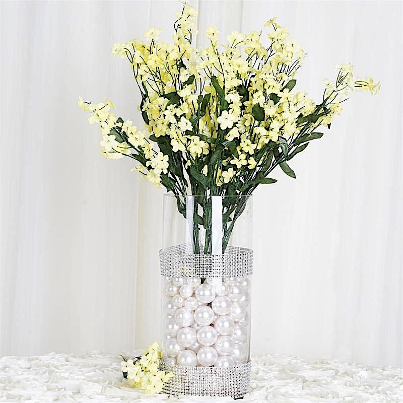 1152 Silk Baby Breath Filler Flowers Wedding Flowers Centerpieces