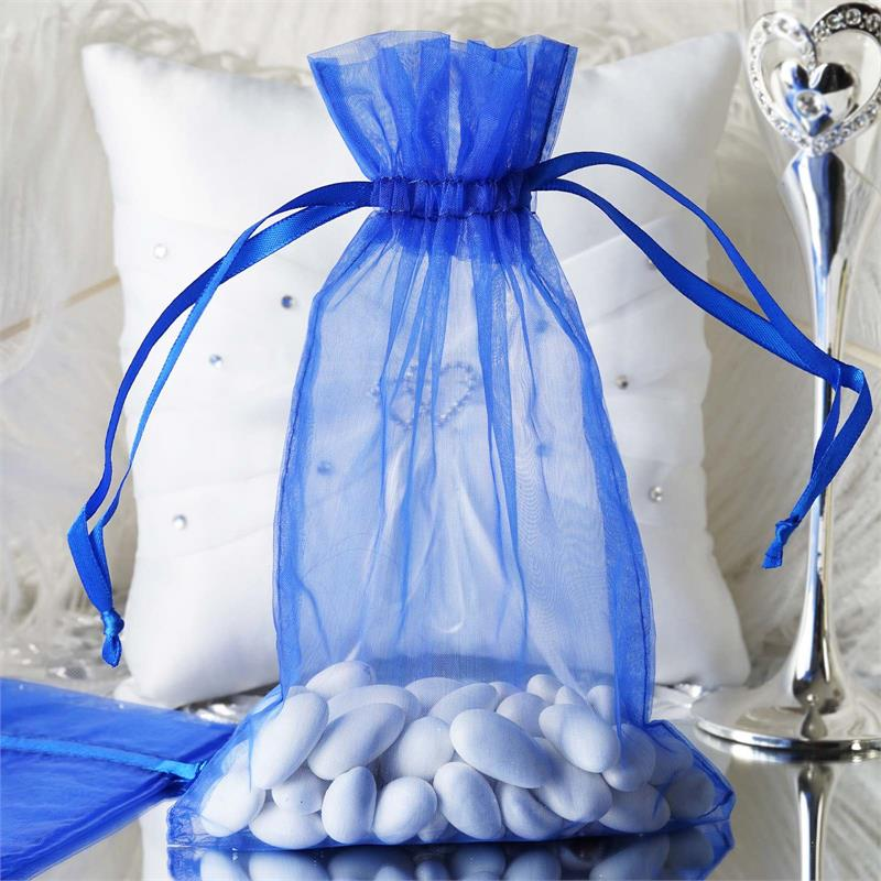 "Party Favor Ideas For Wedding Reception: 500 Pcs 6x9"" ORGANZA FAVOR BAGS Wedding Party Reception"