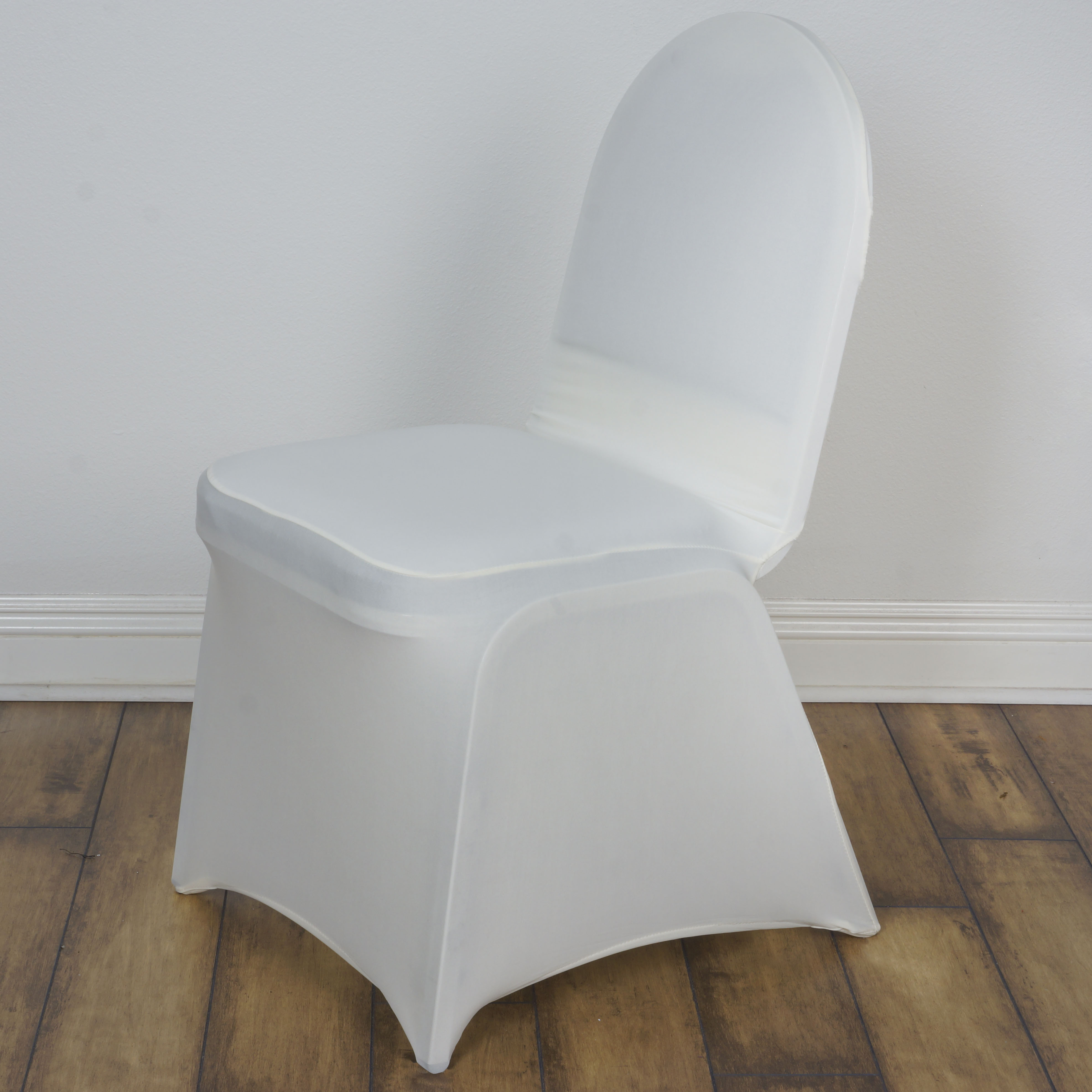 10 MADRID BANQUET CHAIR COVERS with CrissCross Design Reception