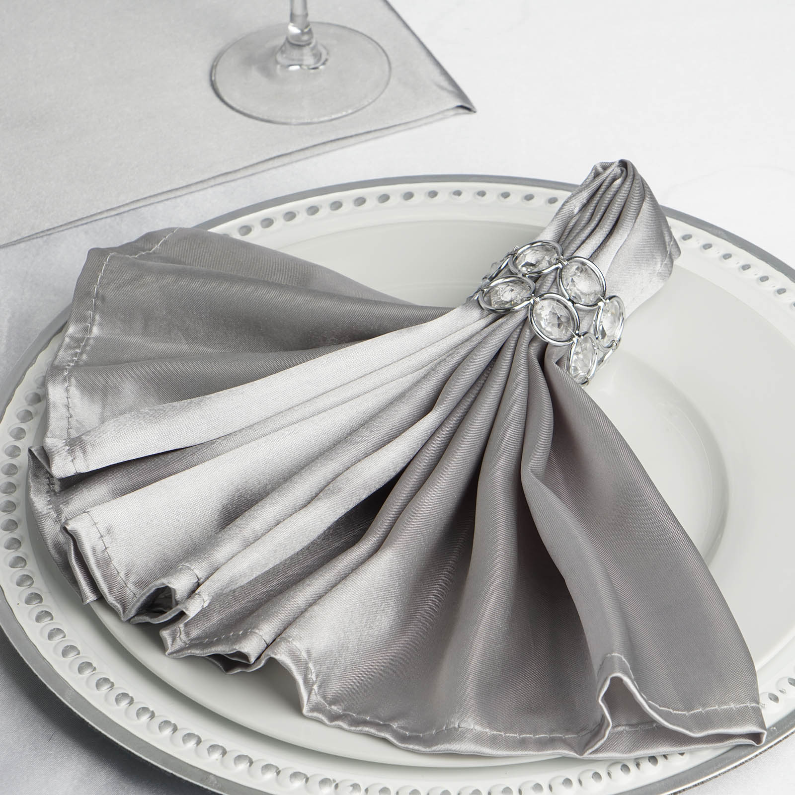 Linens Textiles 10 Navy Blue Polyester 20x20 Wedding Napkins Party Table Linens Decorations Fibsol Com