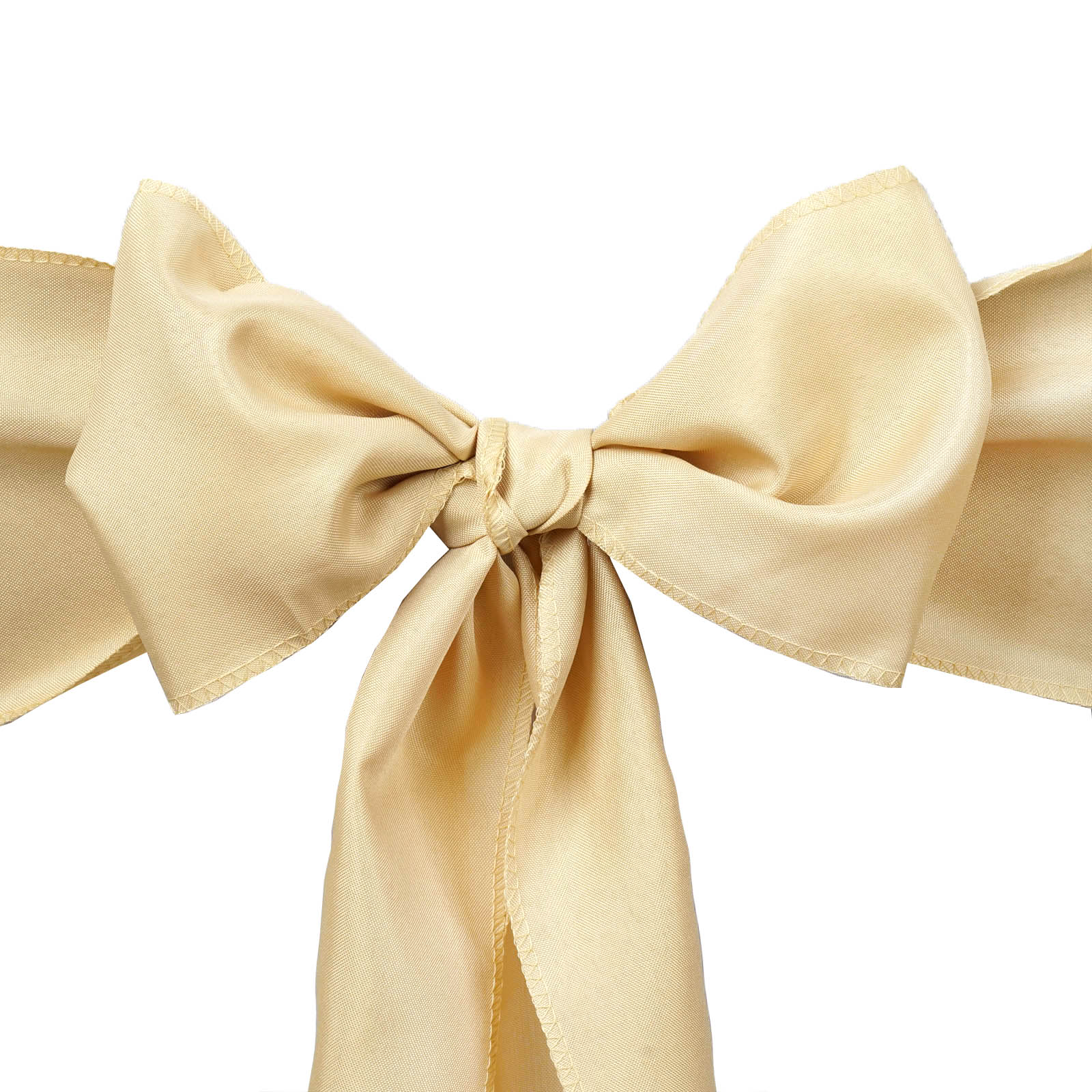 25 Polyester CHAIR SASHES Ties Bows Wedding Party Ceremony