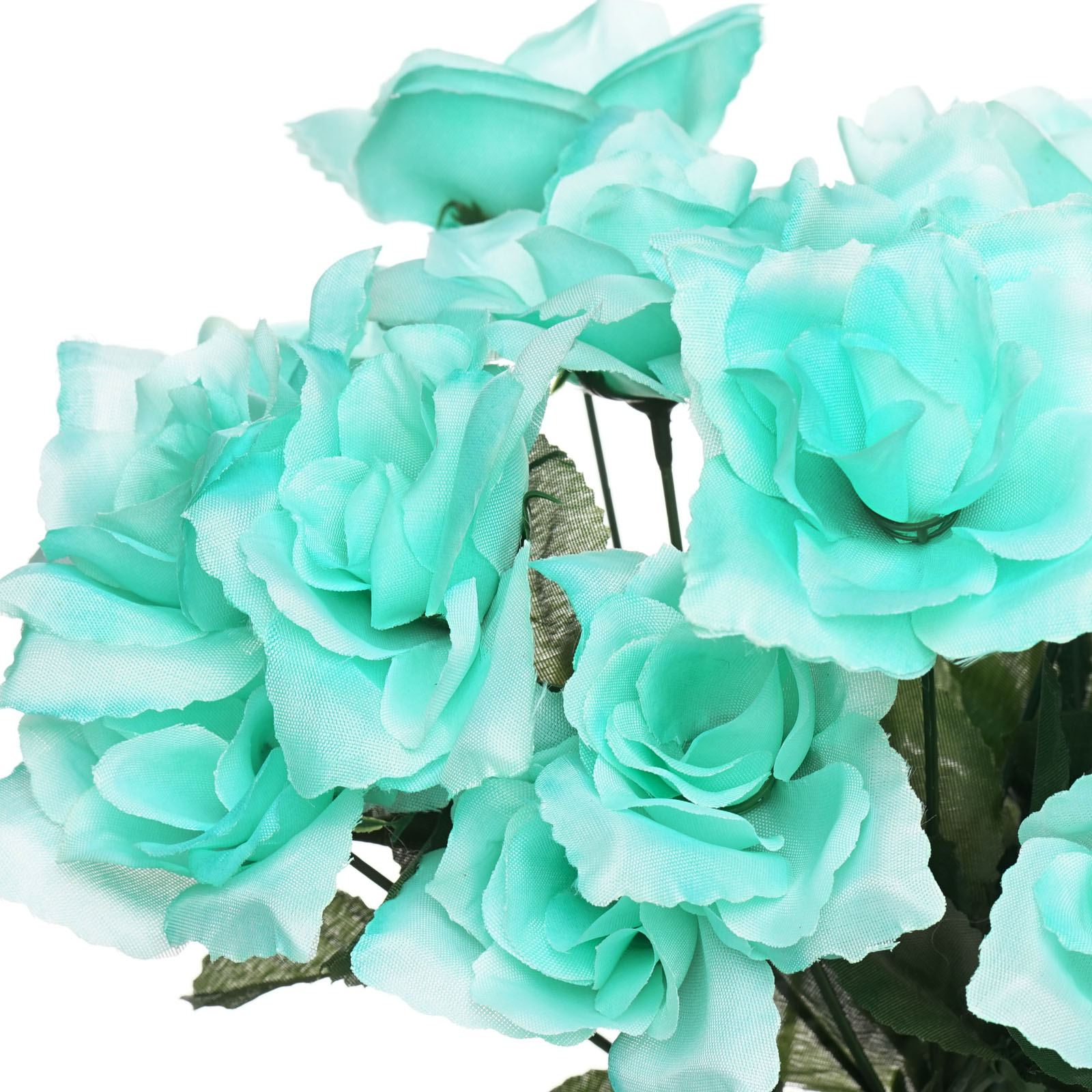 84 Silk Open Roses Wedding Flowers Bouquets Wholesale Supply ...