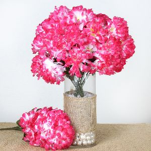 Chrysanthemum LARGE 56 Mums Balls SILK WEDDING FLOWERS Bouquets ...