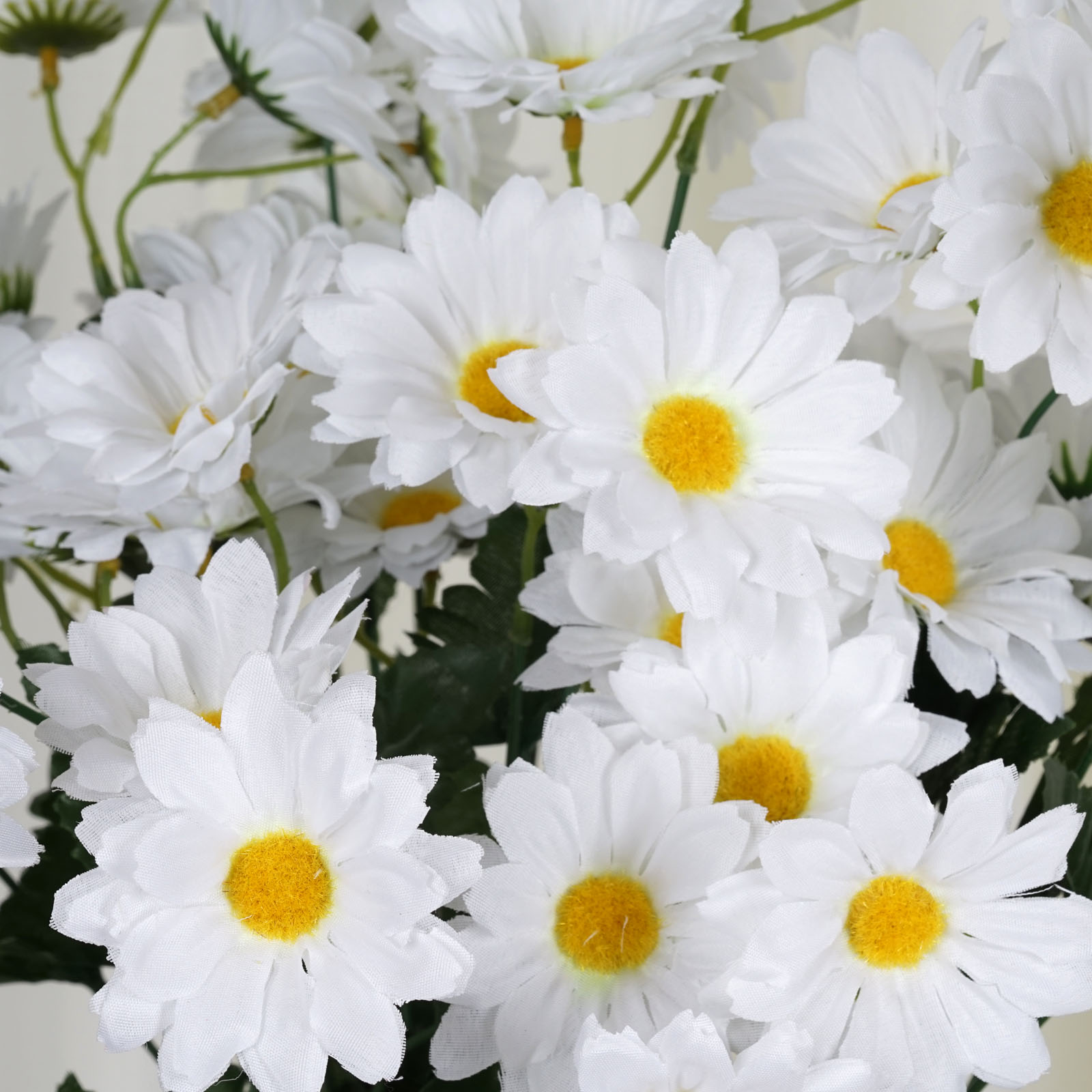 4 Bushes 88 Silk Daisy Flowers Wedding Party Home Decorations