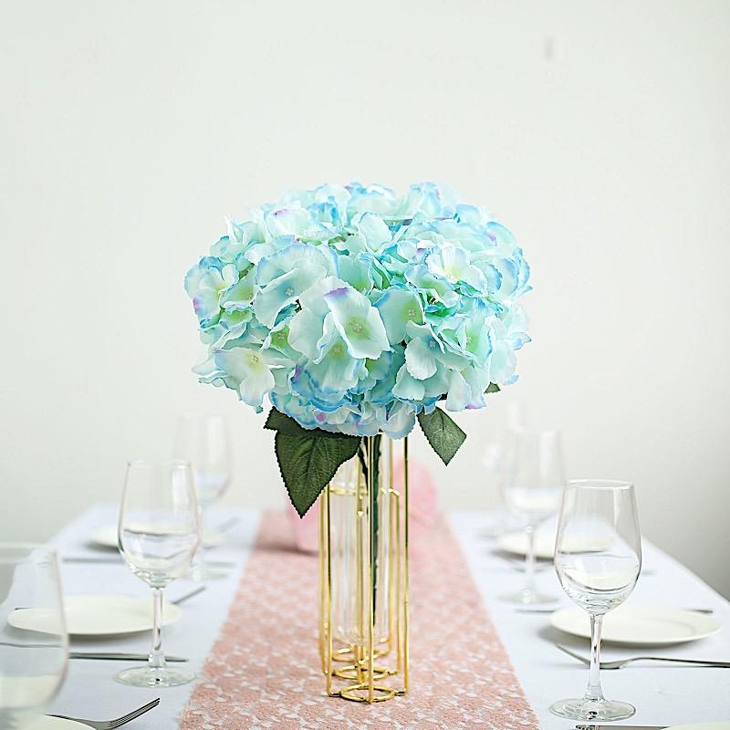 25 silk hydrangeas flower heads floral bouquets wedding party diy 25 silk hydrangeas flower heads floral bouquets wedding mightylinksfo