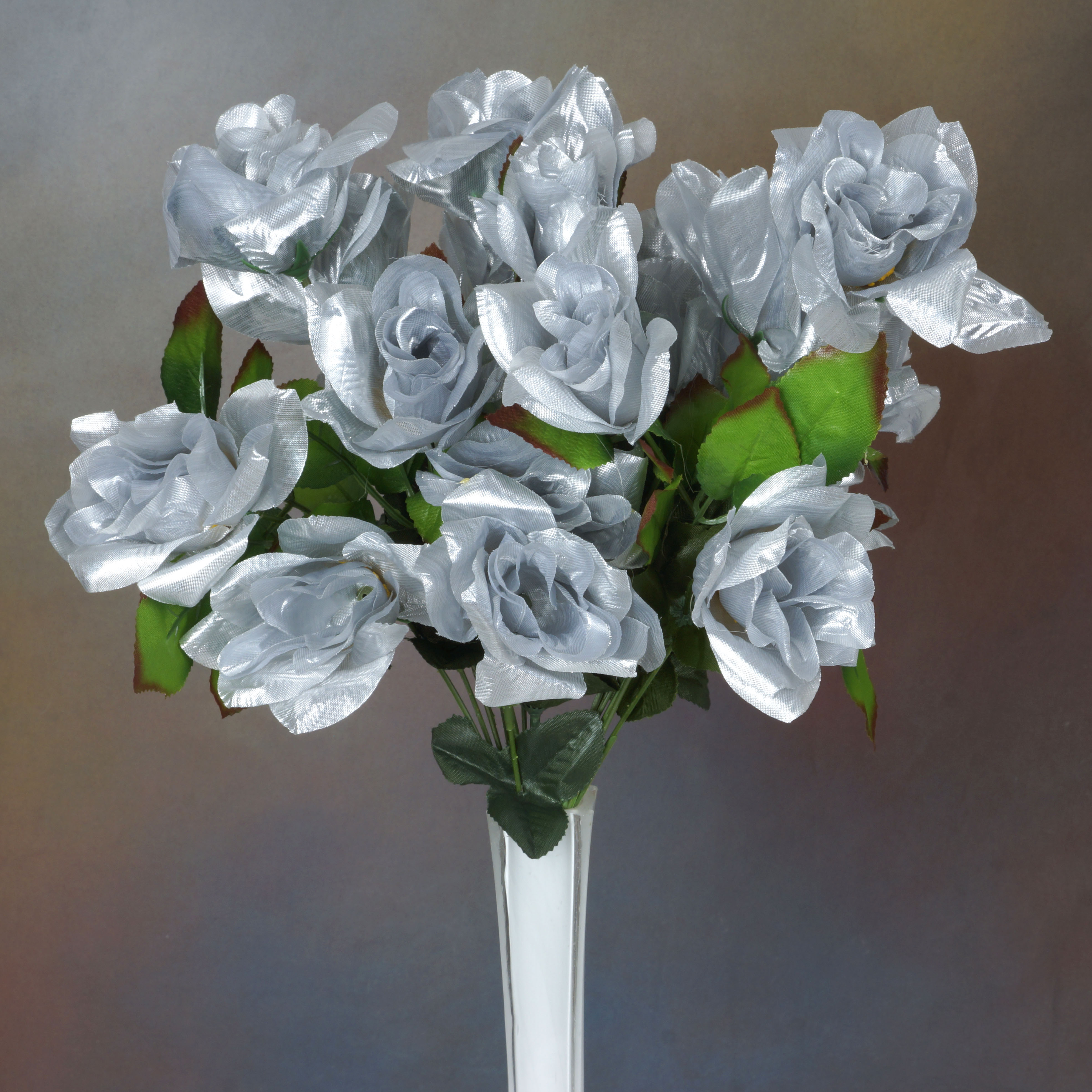 168 Velvet Roses Wedding Flowers Bouquets For Centerpieces Supply