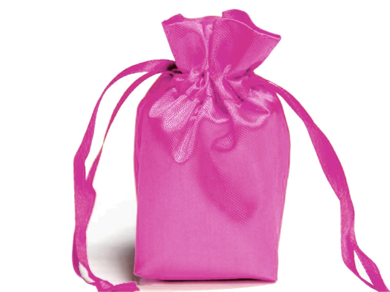 """Wedding Gift Bags Wholesale: 6x9"""" SATIN BAGS With Pull String Wedding Party Gift Favors"""