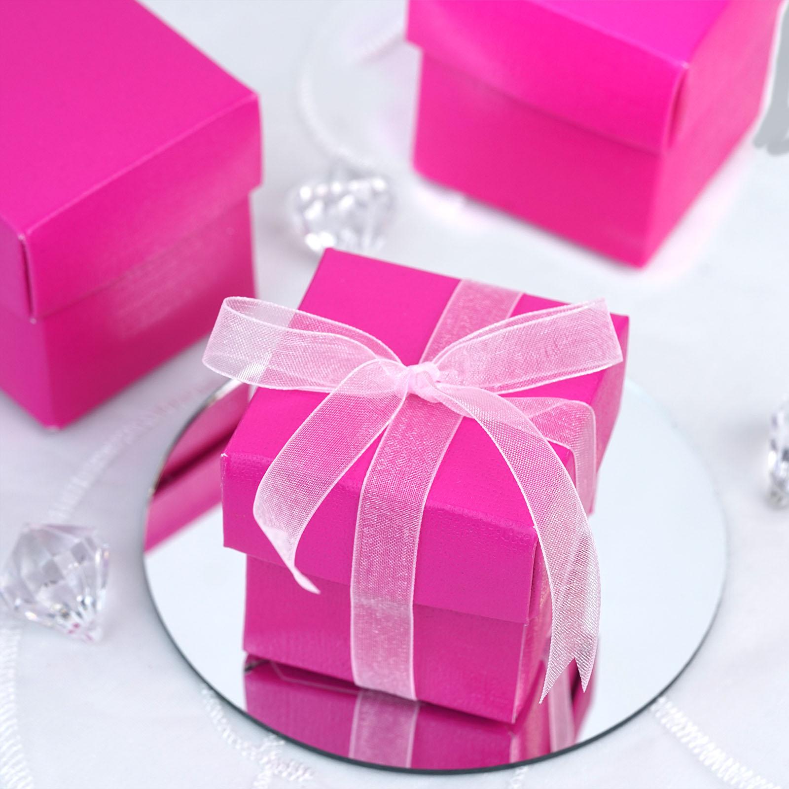 100 2pc Wedding Favor Boxes Party Gift Supplies Cute Wedding ...