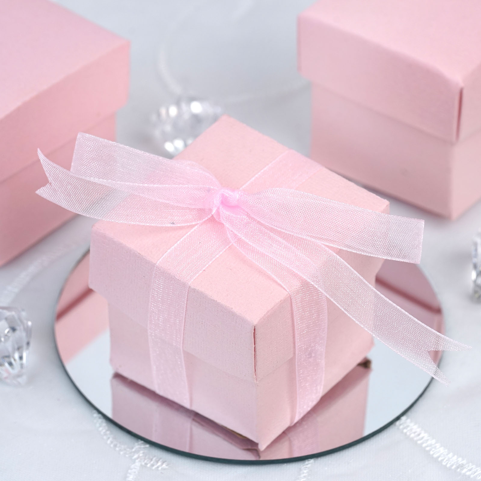 100 2pc Wedding Favor Boxes Party Gift Supplies Cute Wedding ...