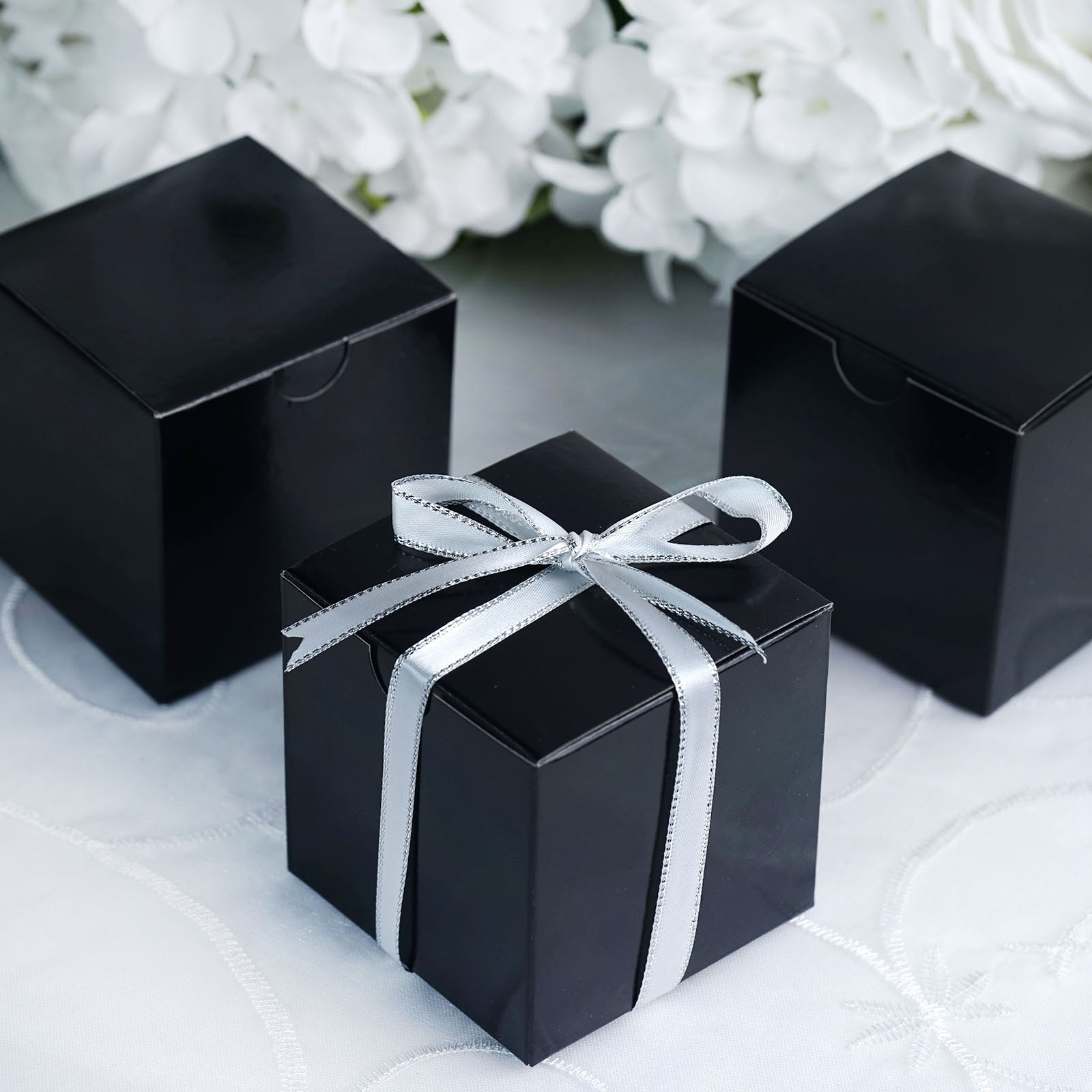 300 3x3x3 Wedding Favor Boxes Party Gift Decorations Wholesale