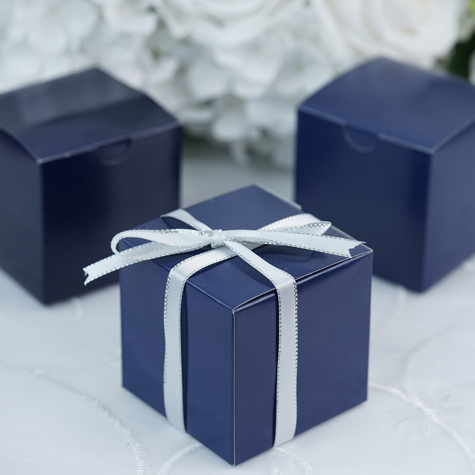 """Wedding Favor Gift Boxes: 300 3x3x3"""" Wedding FAVOR BOXES Party Gift Decorations"""