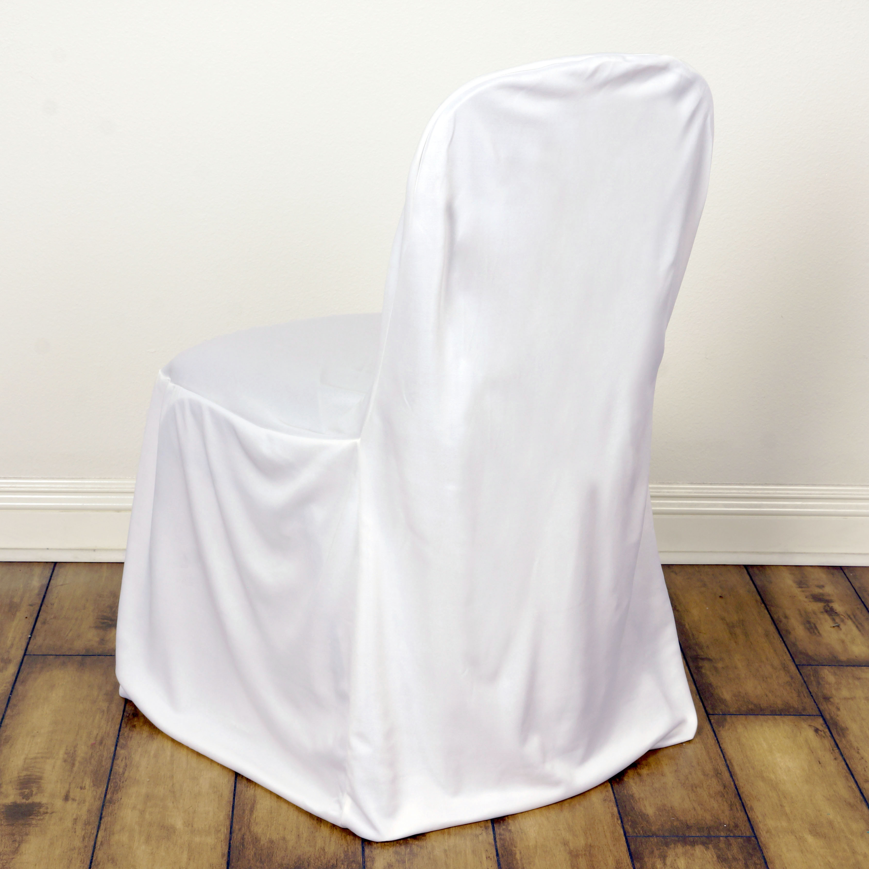 Stretch Scuba Banquet CHAIR COVERS Wedding Party Supplies