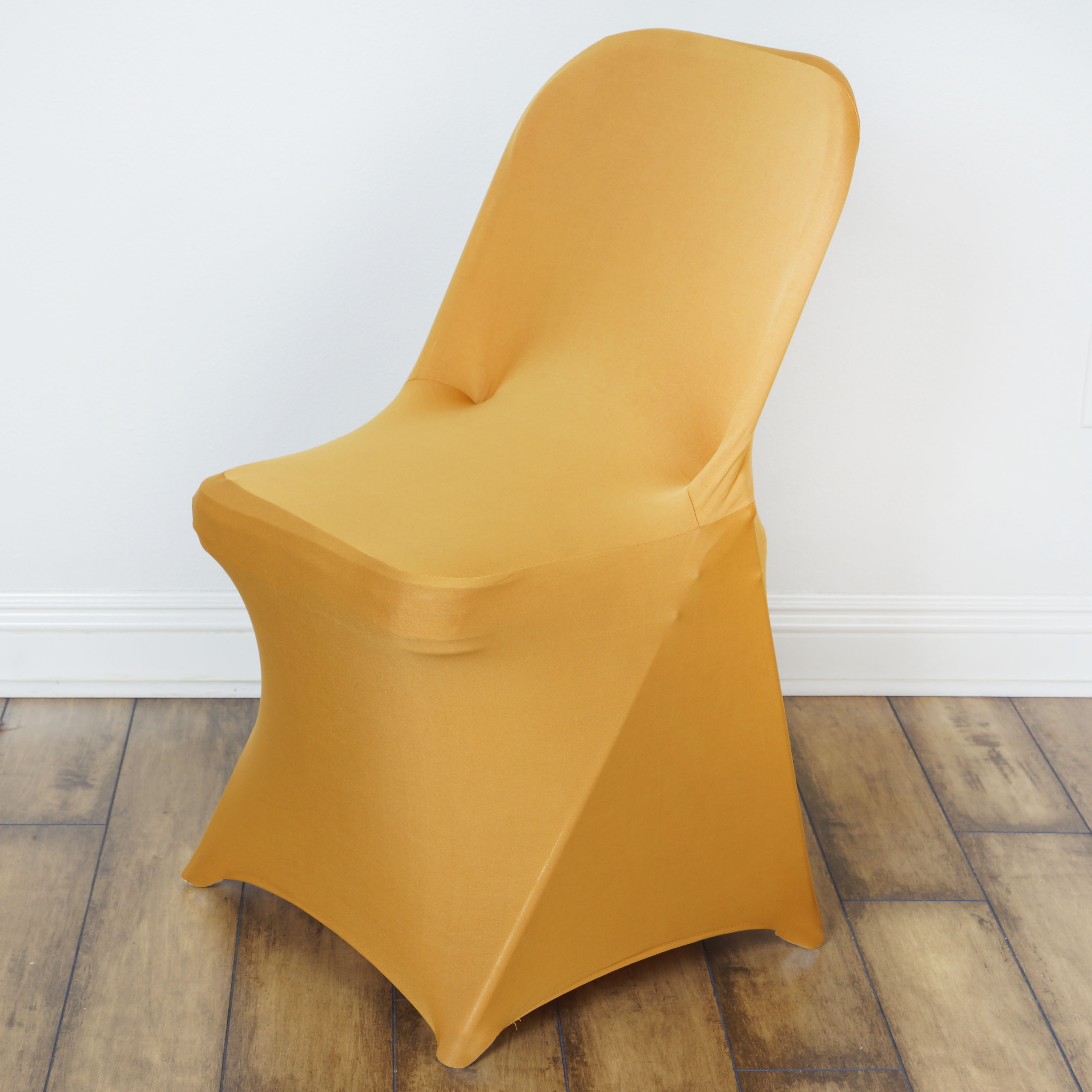 50 pcs Spandex Fitted Folding CHAIR COVERS for Wedding Reception
