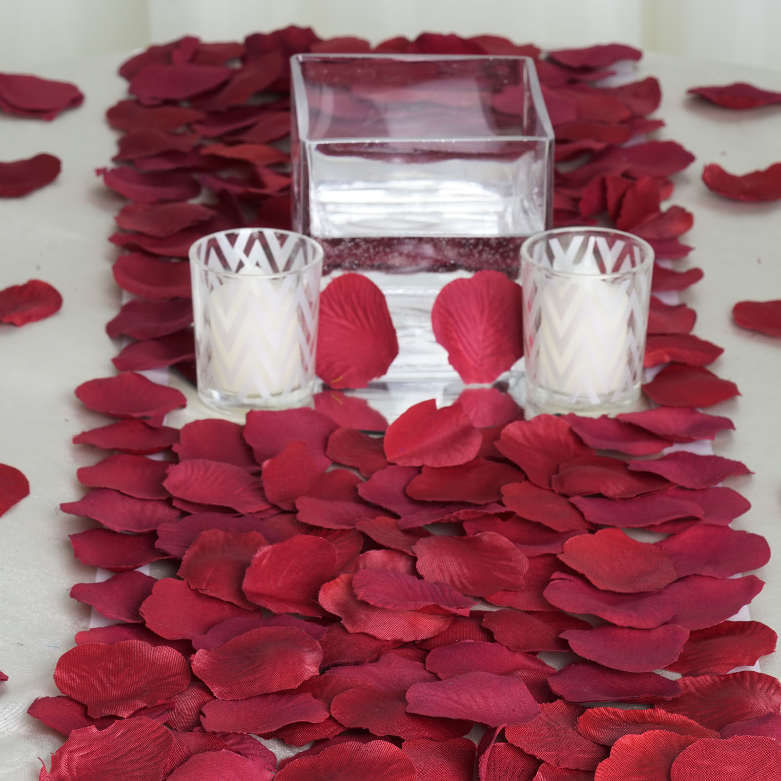 3000 Silk Rose Petals Wedding Cheap Wholesale Decorations Supplies
