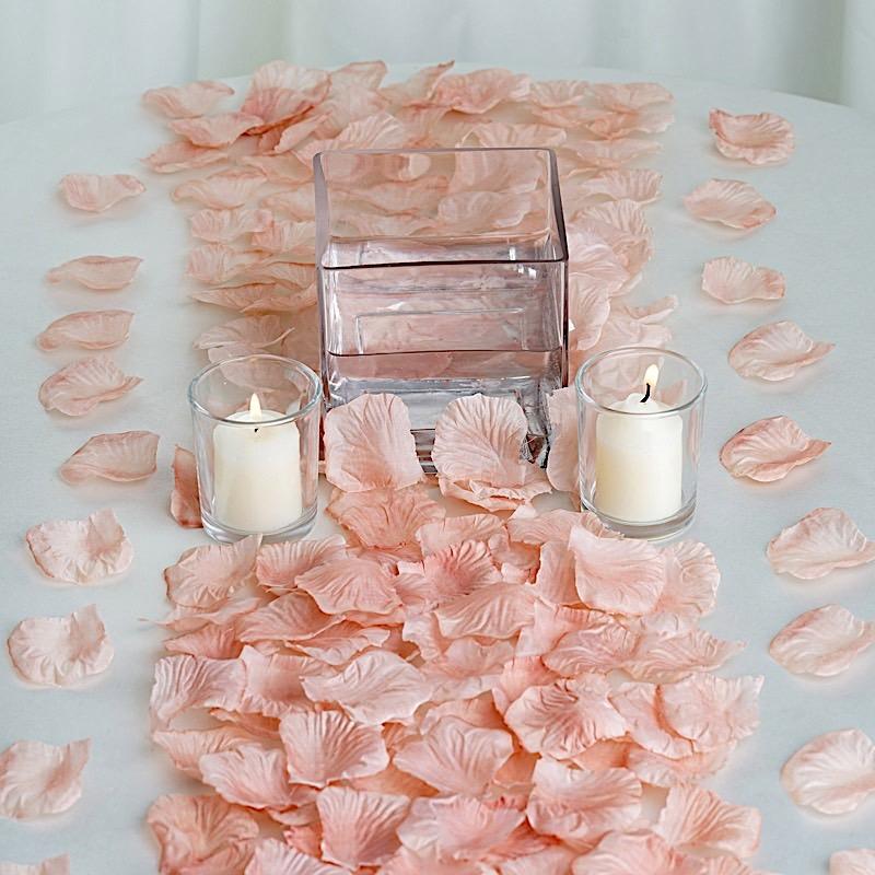 4000 Silk Rose Petals Wedding Decorations Favors Wholesale Bulk