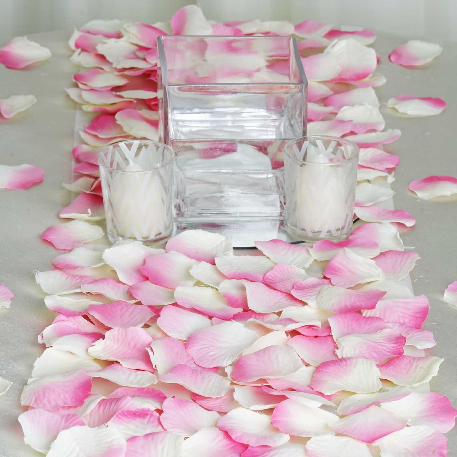 3000 Silk ROSE PETALS Wedding Cheap Wholesale Decorations Supplies ...