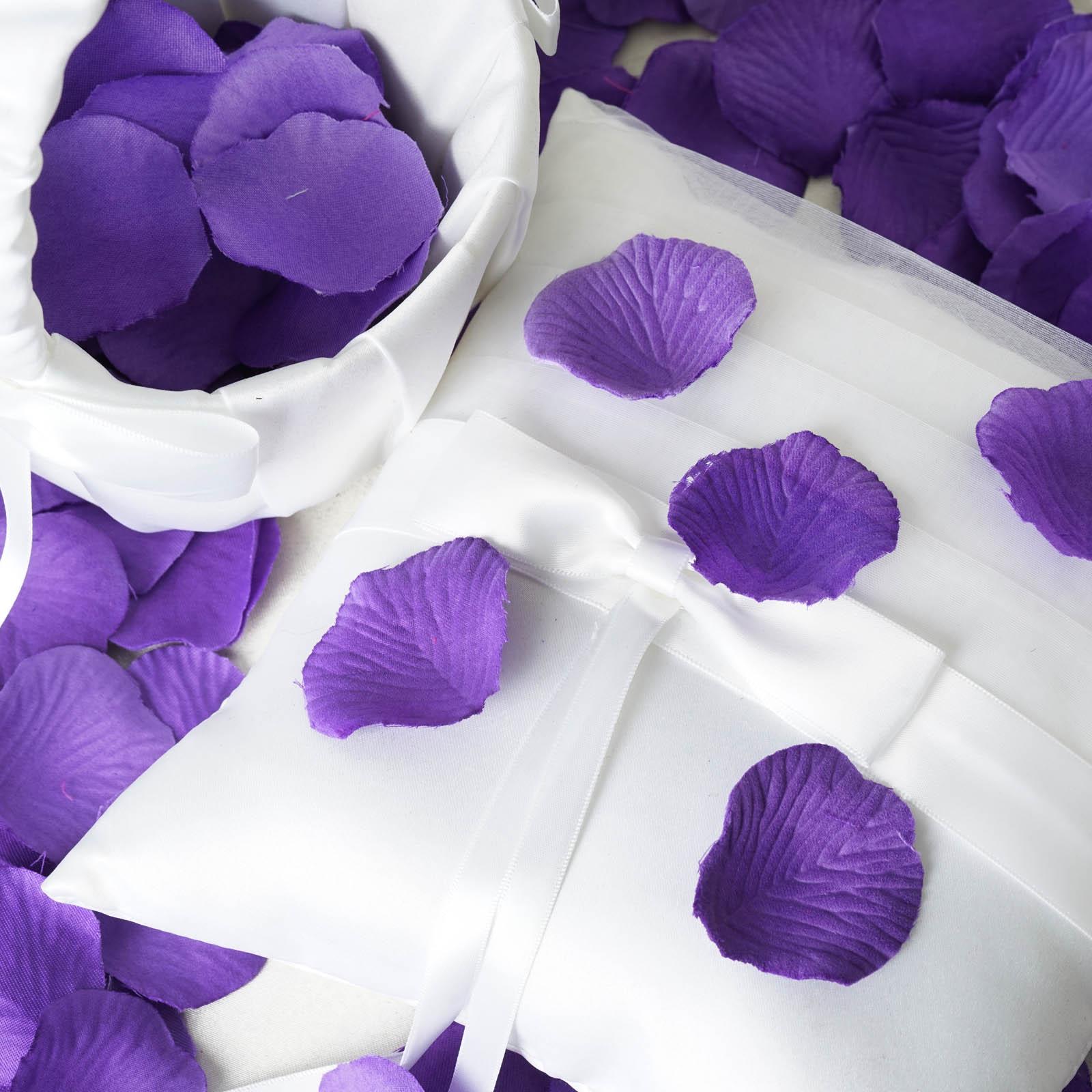 4000 Silk Rose Petals Wedding Decorations Favors Wholesale Bulk ...