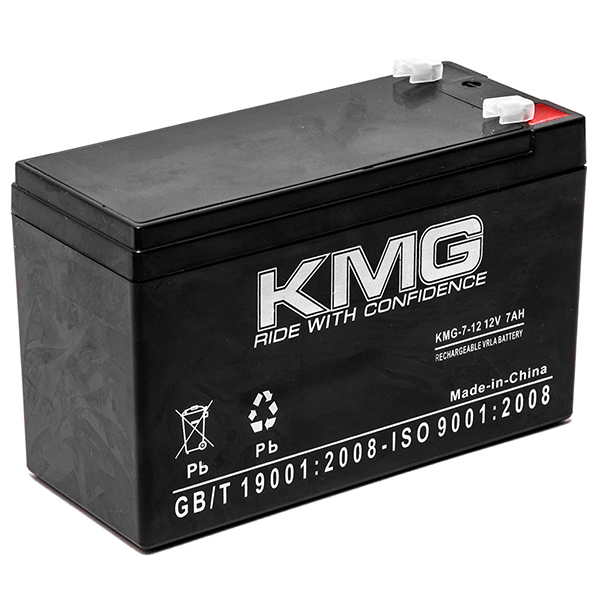 12V 7.2Ah F2 Replacement Battery for UPSonic Station 40