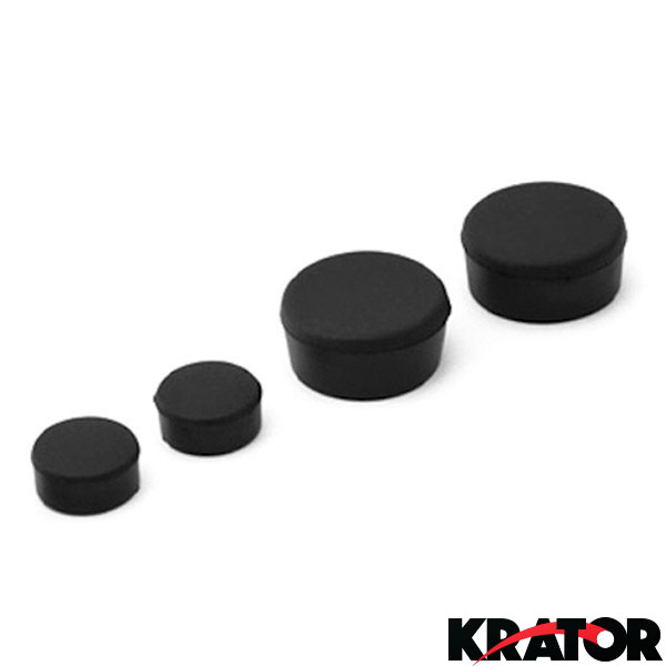 Black Rubber Set Motorcycle Fairing Frame Plugs for Yamaha YZF R6 ...