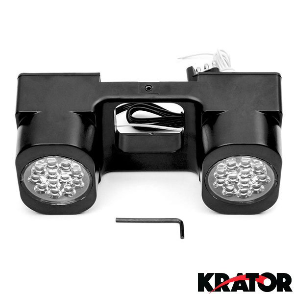 Running  Brake  Signal  Reverse Led Light For Trailer Towing