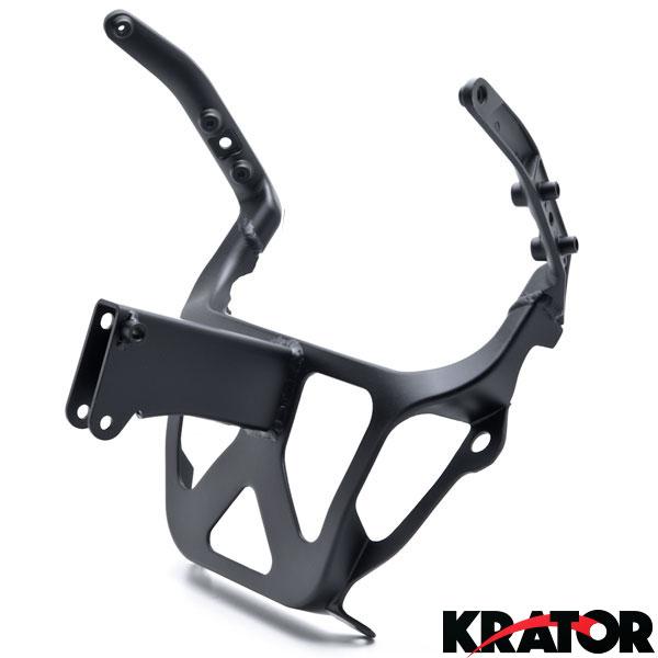 CUHAWUDBA Upper Stay Fairing Headlight Bracket For Gsxr 600 750 Gsx-R 2006 2007 K6 K7 Holder