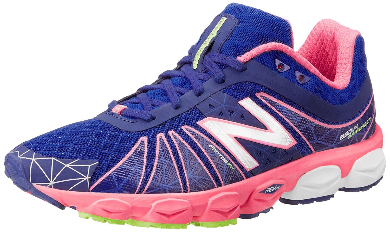 Selección conjunta Flexible álbum de recortes  NEW Balance Damen 890v4 Running Lauf Schuhe in blau/pink | eBay