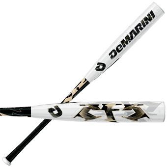 DeMarini CF5 ( 10) DXCFX Senior League Big Barrel Baseball Bat   31/21