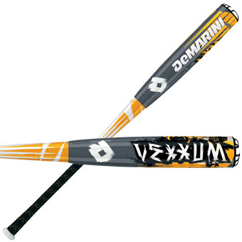 Vexxum 10 DXVXR Senior League Big Barrel Baseball Bat 29 19
