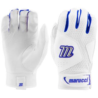 Marucci Code Adult Baseball//Softball Adult Batting Gloves MBGCD