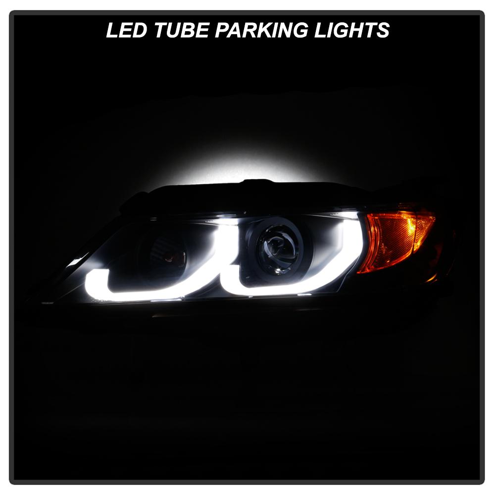 Driver side WITH install kit -Black Larson Electronics 1017OJIFD9M 2014 Chevrolet IMPALA LIMITED-LH Post mount spotlight 100W Halogen 6 inch