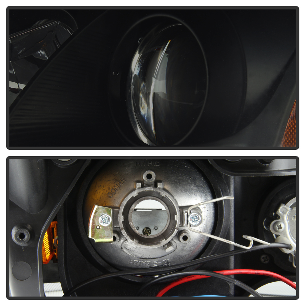 For Black Smoke 2006 2010 Lexus Is250 Is350 Led Drl Strip