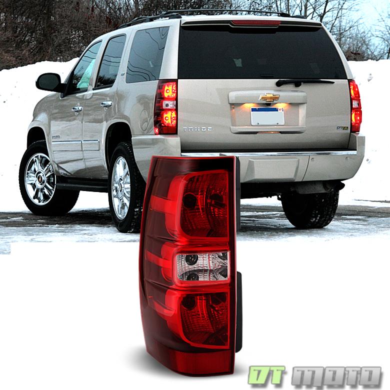 2011 Chevrolet Suburban 1500 Interior: 2007-2014 Chevy Suburban 1500 2500 Tahoe Tail Light Brake